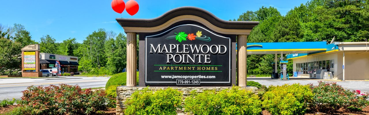 Welcome Home to Maplewood Pointe Apartment Homes | Jonesboro, GA