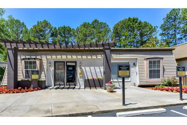 Clubhouse at Maplewood Pointe Apartments   Jonesboro, GA 30236