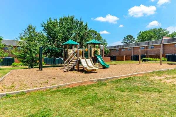 Children's Playground at Morrowood Townhomes | Morrow, GA 30260