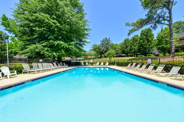 Sparkling Swimming Pool at Morrowood Townhomes | Morrow, GA 30260