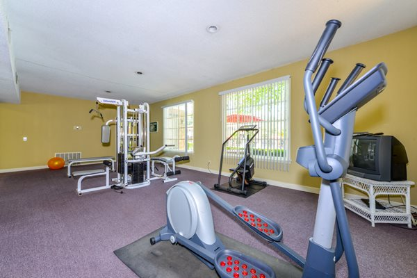 Heart Healthy Fitness Center at Stonetree Apartments | East Point, GA 30344