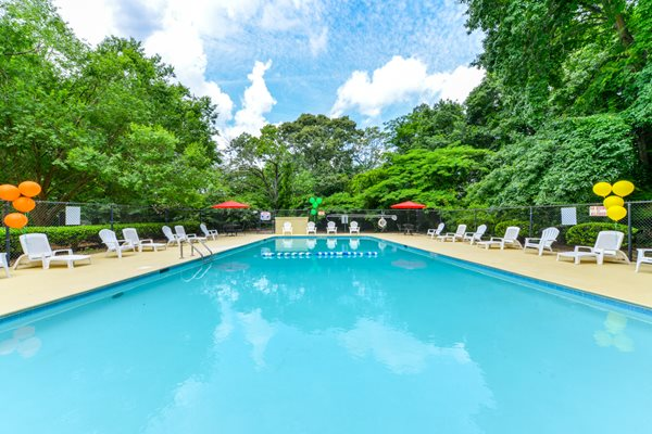 Sparkling Swimming Pool at Stratford Arms Apartment Homes | Riverdale, GA 30274