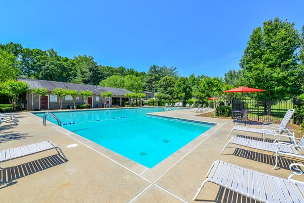 Sparkling Swimming Pool at The Village at Wesley Chapel | Decatur, GA 30034