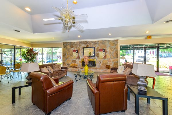 The Clubhouse at The Village at Wesley Chapel | Decatur, GA 30034