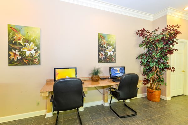 Business Center at The Village at Wesley Chapel | Decatur, GA 30034
