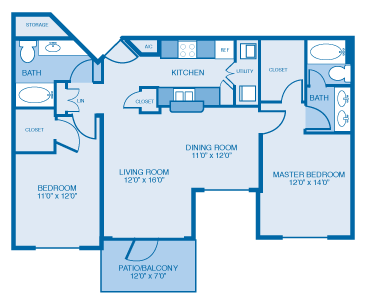 Lexington Floor Plan 5