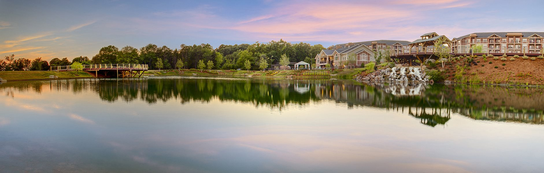 Lakeside Living at LangTree Lake Norman Apartments