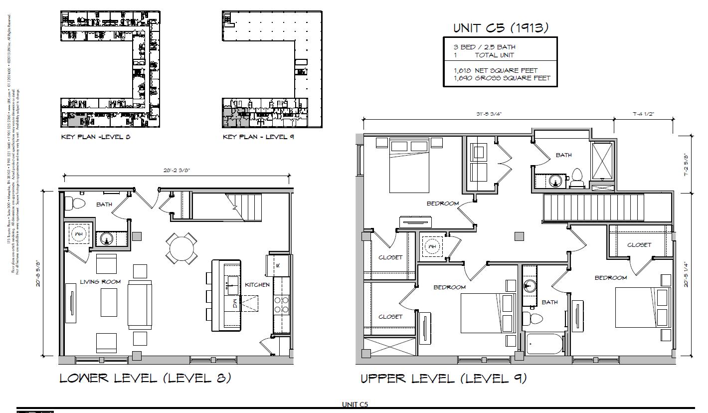 C5 - 1913 Floor Plan 41