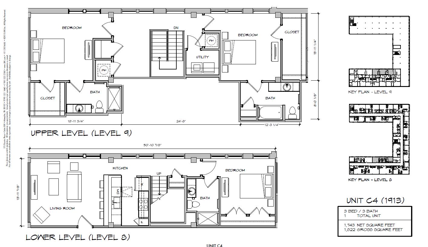 C4 - 1913 Floor Plan 40