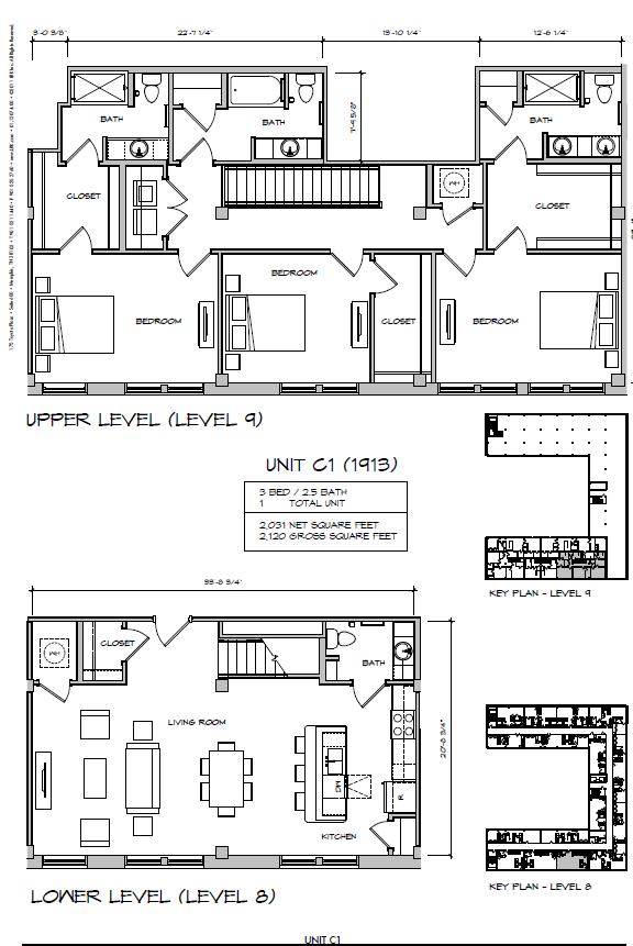 C1 - 1913 Floor Plan 37