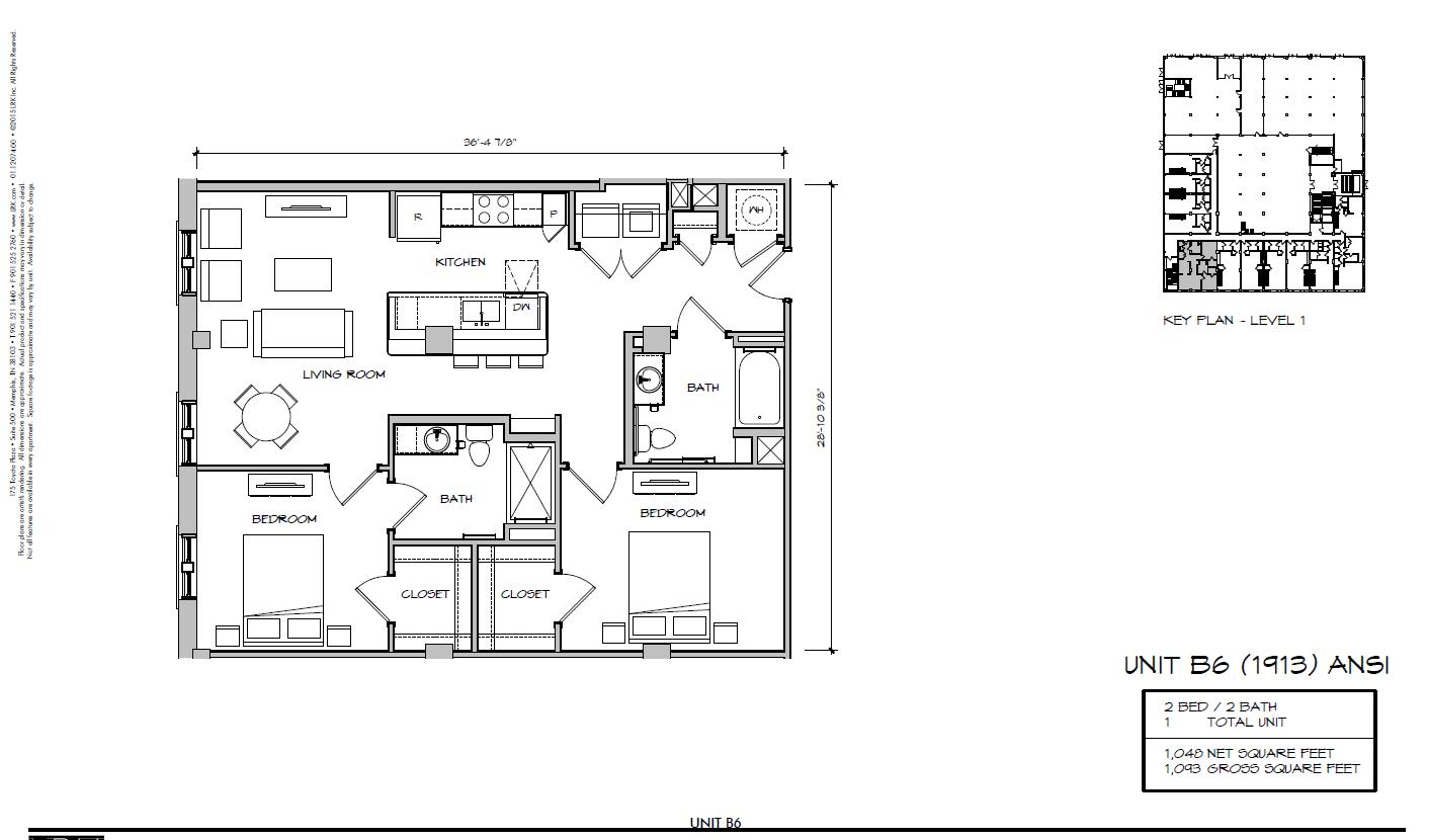 B6 - 1913 Floor Plan 35