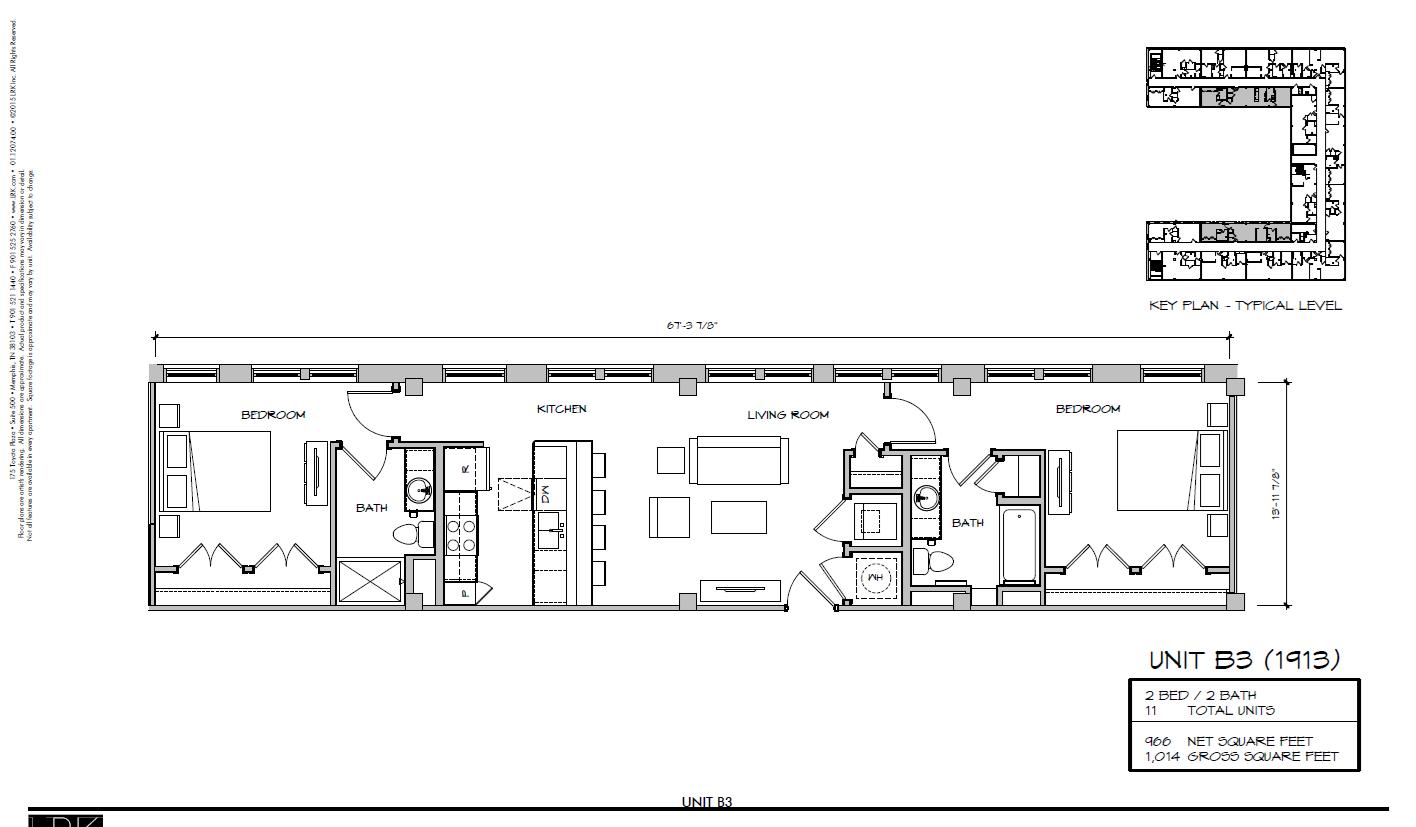B3 - 1913 Floor Plan 32