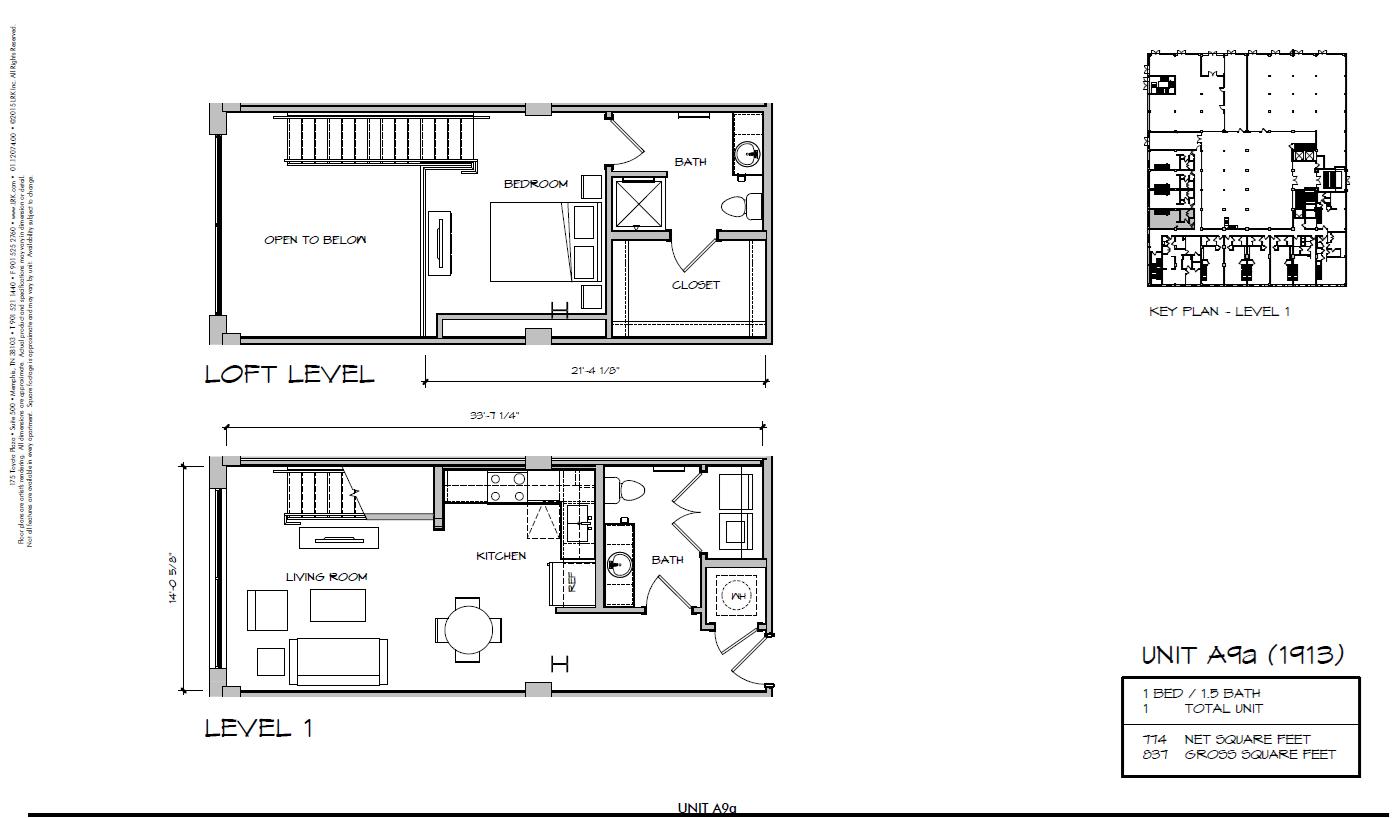 A9a - 1913 Floor Plan 23