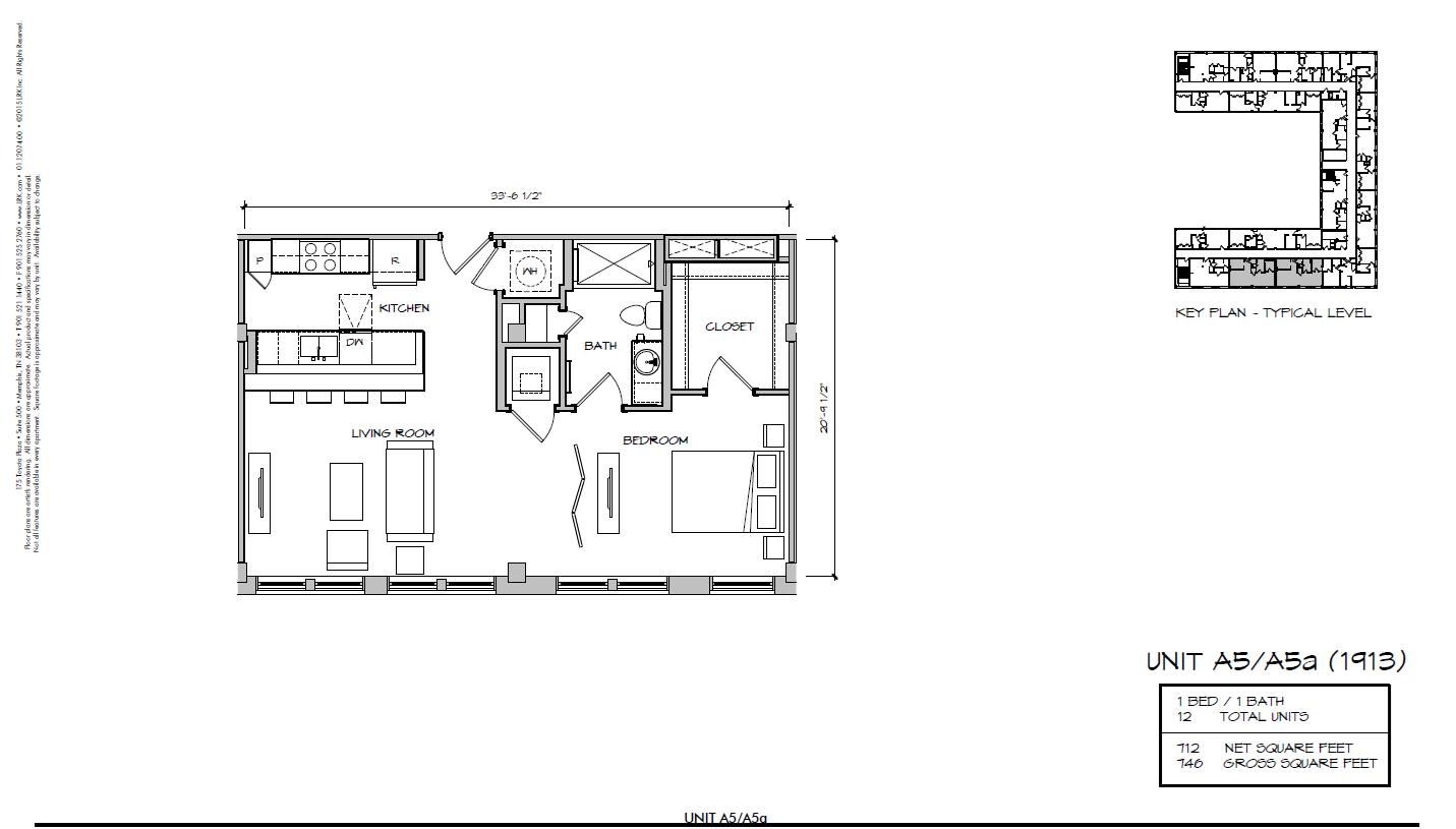 A5 - 1913 Floor Plan 15