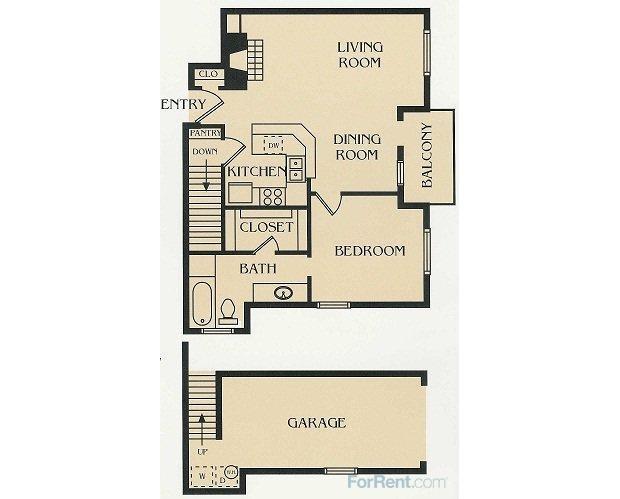 1C Floor Plan 4