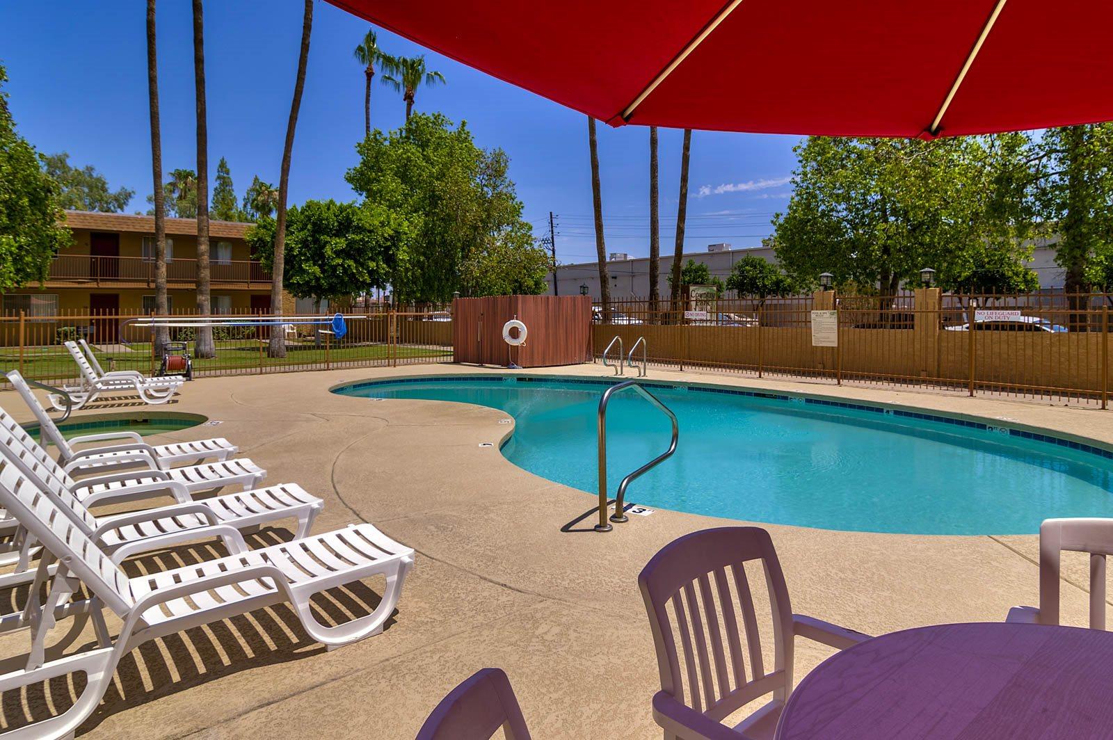 Country Park Villas - Mesa Apartment