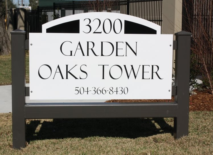 Garden Oaks Tower Apartments New Orleans, LA