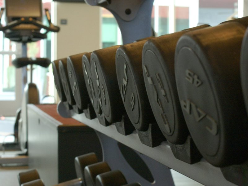 The-Marke-Amenities-Fitness-Center-Free-Weights