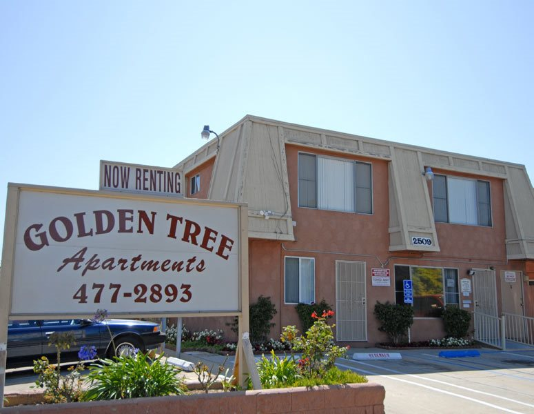 Golden Tree Apartments National City
