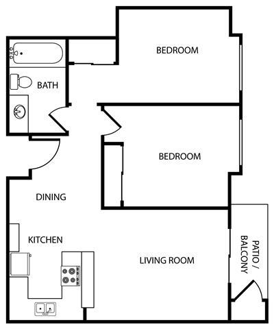 Fashion Hills Terrace Apartments in San Diego, CA 47