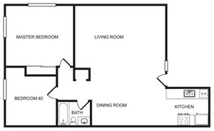 HM 2 Bedroom