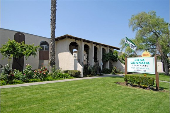 Kenwood Gardens Apartments, 9209 Kenwood Drive, Spring Valley, CA ...