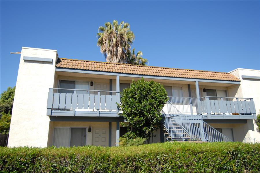 Park Terrace Apartments Escondido