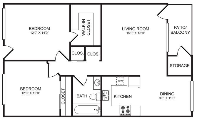 Cortsia Floor Plan 1