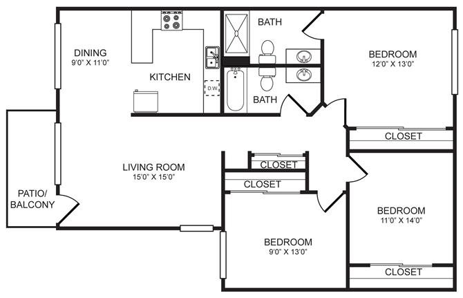 Seabrook Floor Plan 3