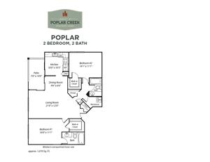 Poplar Creek Apartments Hoffman Estates