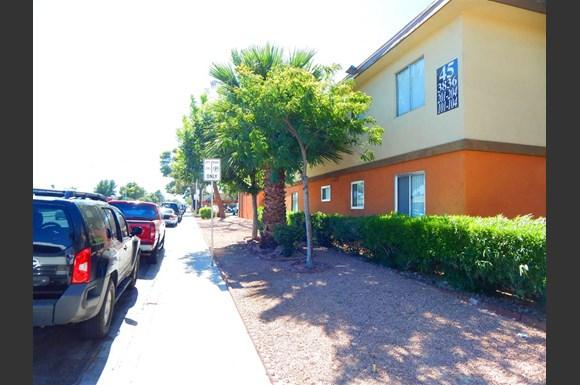 Greenville Park Apartments Las Vegas
