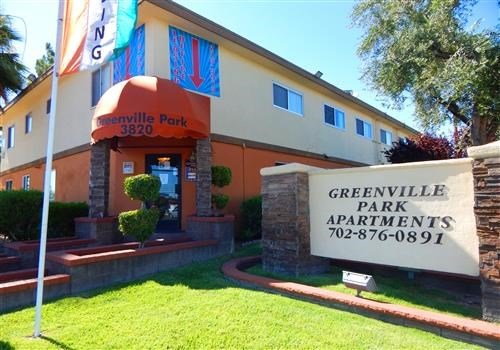 Greenville Park Apartments Community Thumbnail 1