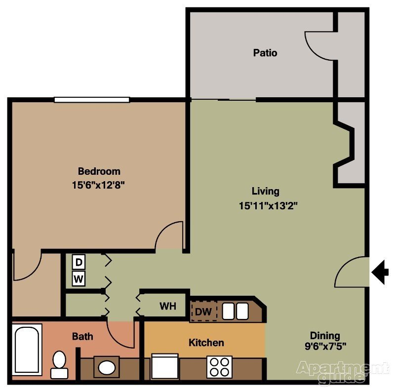 Clover Floor Plan 2