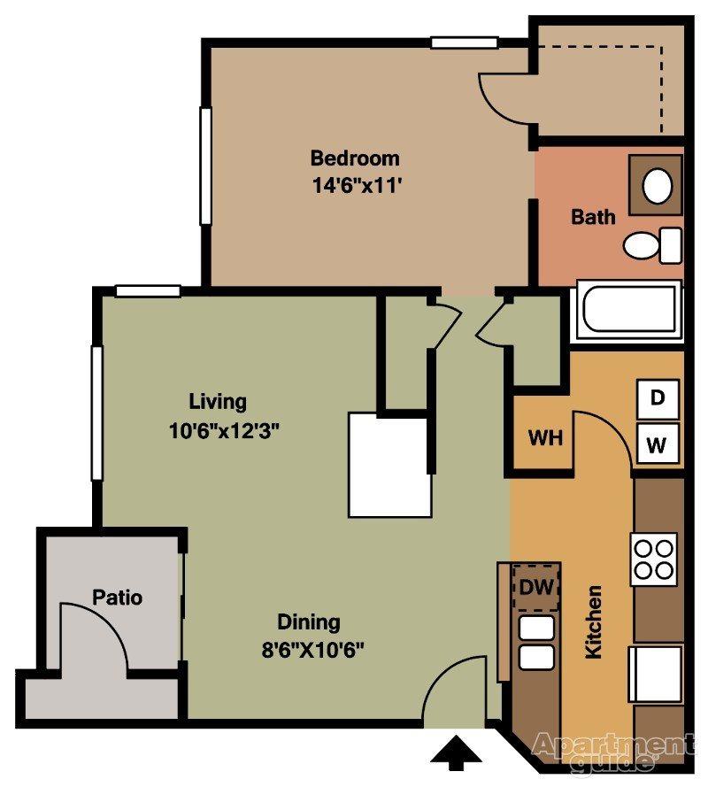 Laurel Floor Plan 3