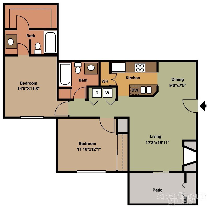 Primrose Floor Plan 5
