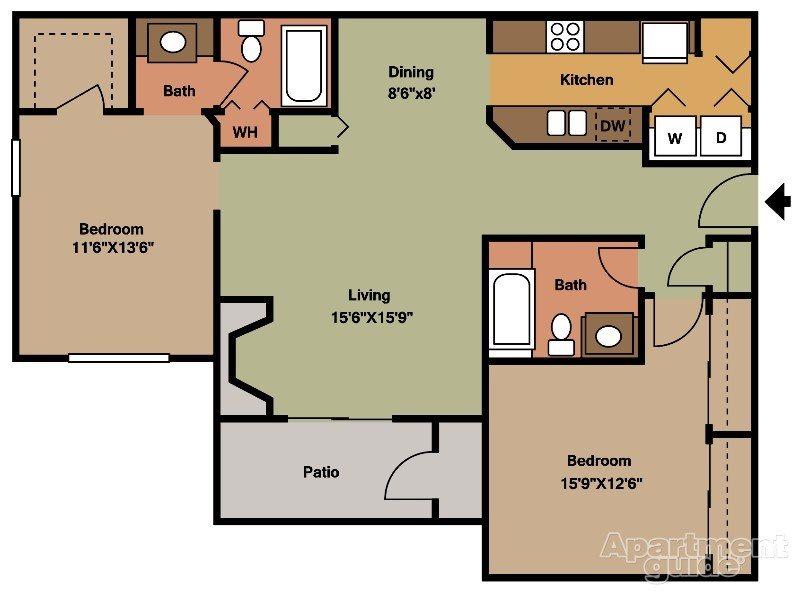 Meadow Floor Plan 8