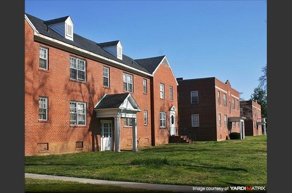 Chamberlayne Apartments Richmond Va