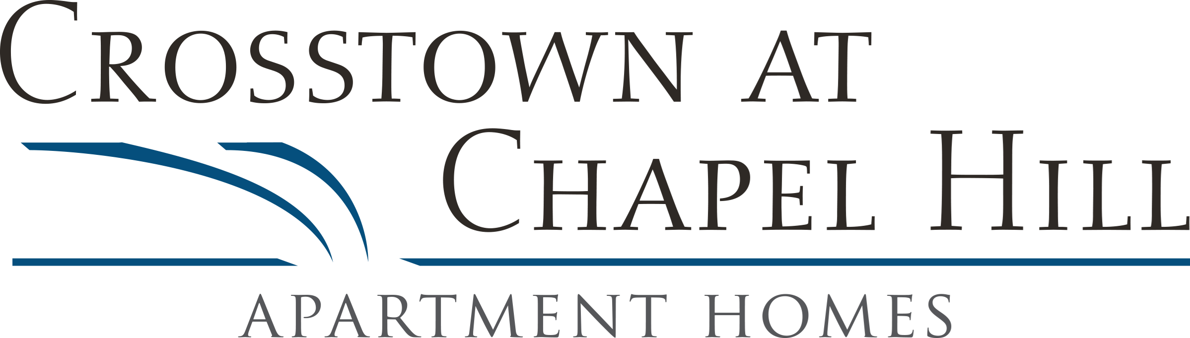 Crosstown at Chapel Hill Apartment Homes Logo