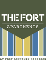 The Fort Apartments Property Logo 27