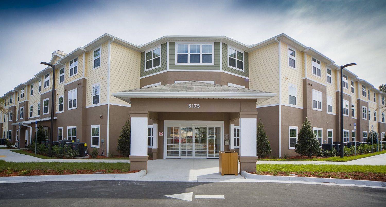 Caroline Oaks Apartments Jacksonville Fl