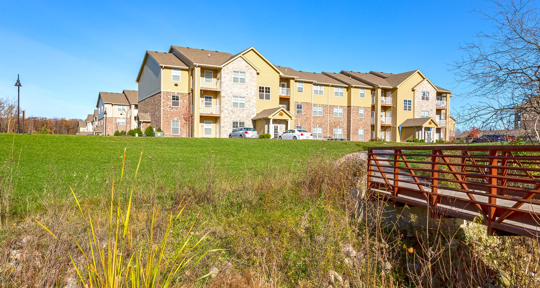 Steeplechase at Parkview Apartments | Apartments in Fort ...