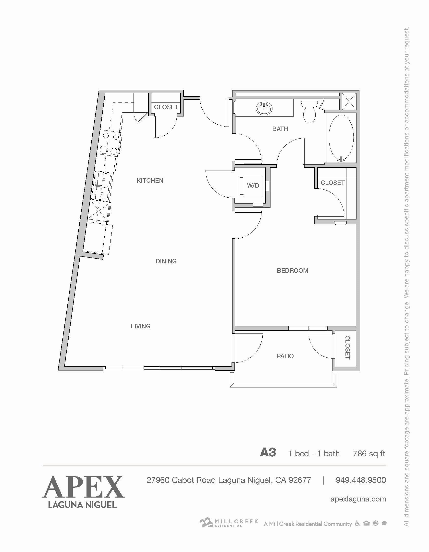 A3 Floor Plan 10