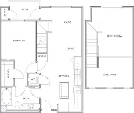 A2L - A4L Floor Plan 8
