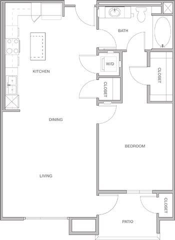 A4-2 Floor Plan 6
