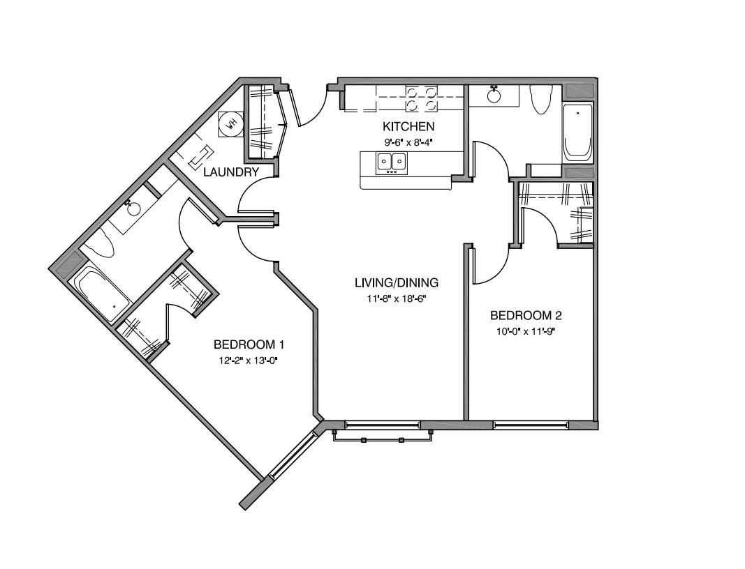 The 03 Split Floor Plan 11