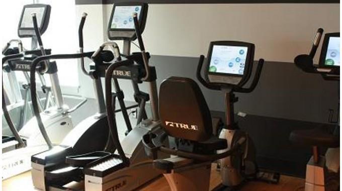 24-Hour Fitness Studio
