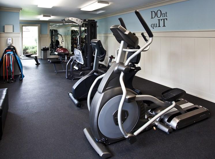 Newly Renovated Fitness Studio