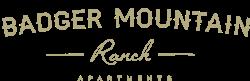 Badger Mountain Ranch Property Logo 32