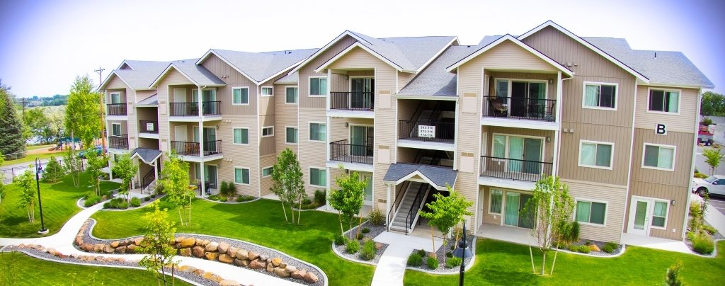 Island View Apartments_Richland WA_Arial View of Landscape