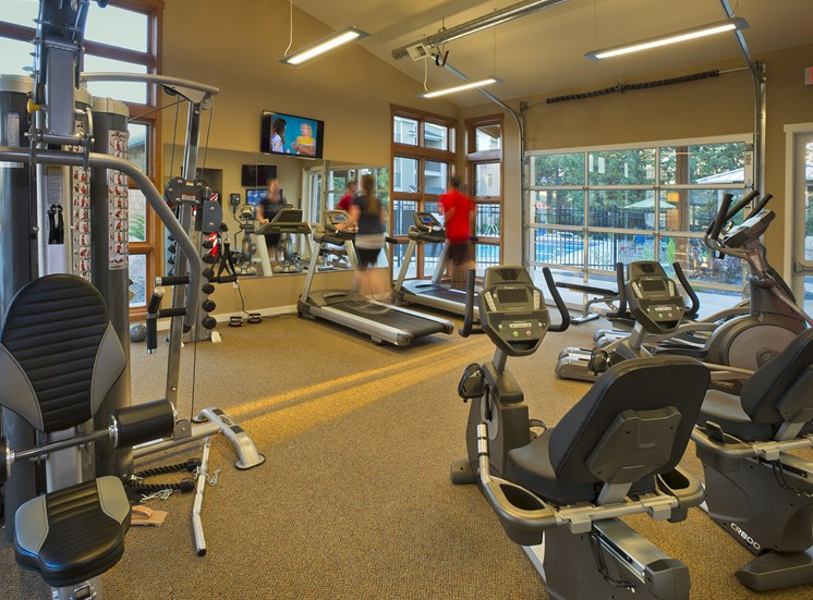 WA_Spokane Valley_River House Apartments_Community Fitness Center